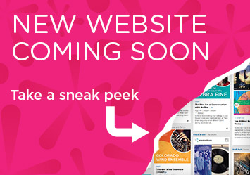 Take a Sneak Peek of our new site