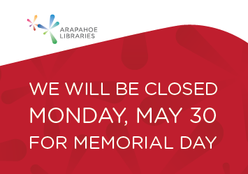 Closed on May 30 for Memorial Day