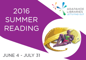 Sign up for Summer Reading June 4-July 31