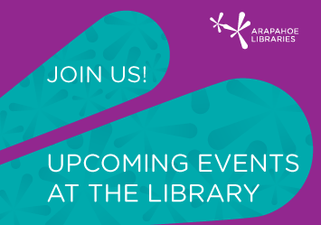 View events at the library