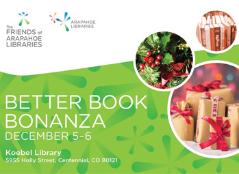 Better Book Bonanza at Koelbel Library